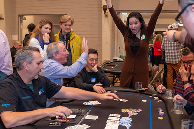 Havens Poker Night, Jan. 2020