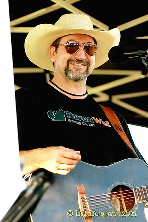 July 3, 2021 - Steve Newsome - Simple Things single release concert at RavenWolf Brewing Co. in Spruce Grove