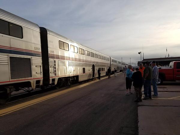 Las Vegas by Amtrak 2016