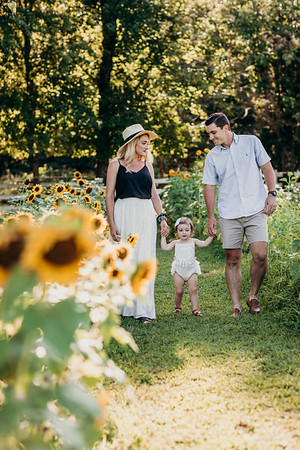 Sunflower-BuchananFam