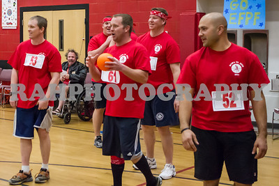 Dodge ball Benefit 2014