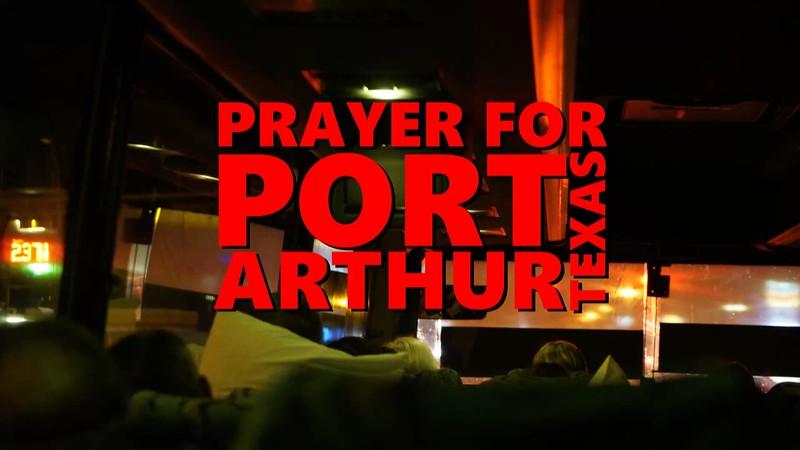 Prayer for Port Arthur Texas