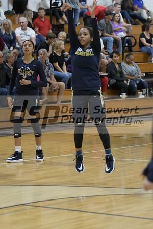 Girl's V Basketball 1-10-20
