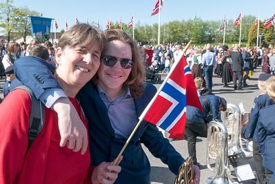 Der 17. Mai 2019 in Stavanger