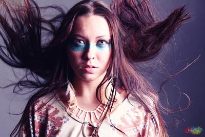 Native American Photoshoot