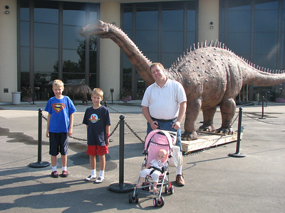 Creation Museum Sept. 2007
