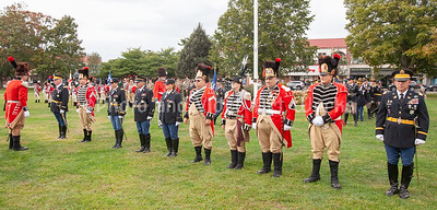 Battalion Review 2019 2nd Co Governors Foot Guard