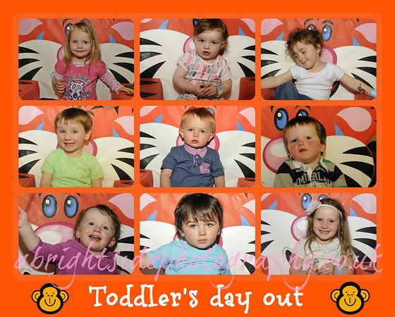 Toddler group day out