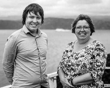 2017 04 Wellington with Elliot