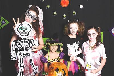Beatrix's Halloween party