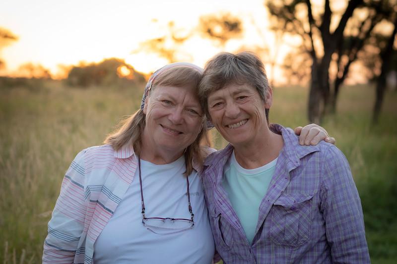 Carol & Sonjia