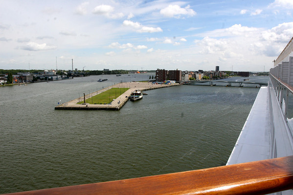 Baltic Cruise: Boarding and Sailaway