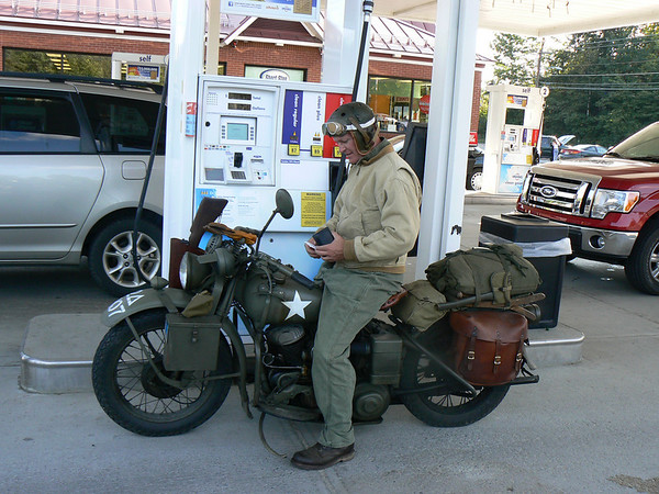 Motorcycling VT 2010