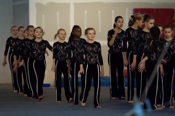 Gymnastics 2010 Meet Kinetic Level 5-6