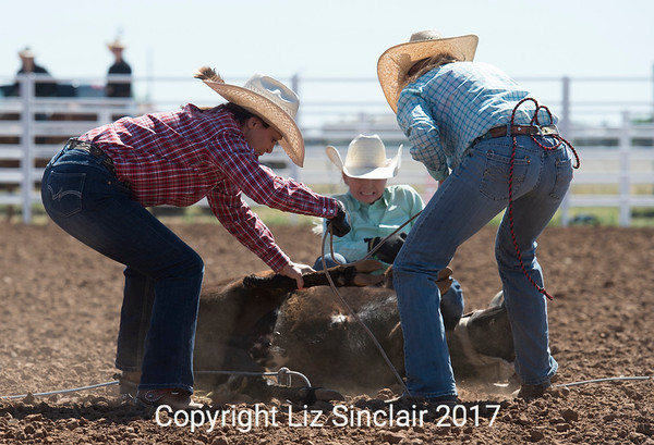 Palo Duro Cowboy Church Women's  Ranch Rodeo