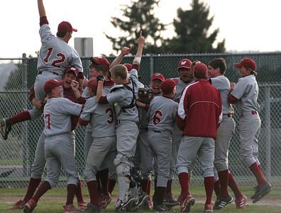Waterville HS Baseball VS Desales 5-19-2007 Regional Playoffs Game 2