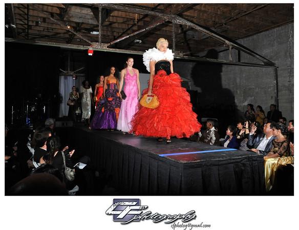 Fashion show:  Gawad Kalinga San Diego (2011)