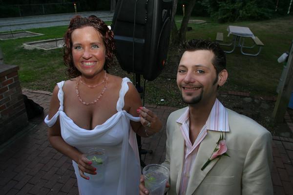 Megan and Greg Nemanic