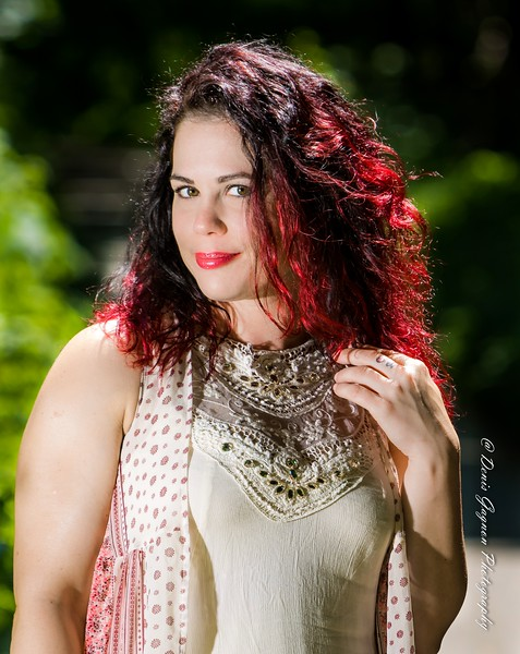 Carlene Karafelis (Greek Goddess 603)