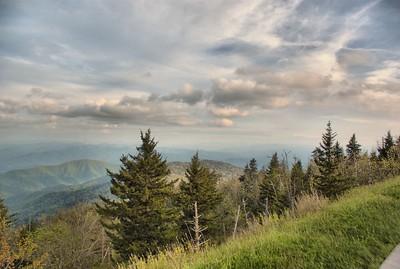 2012 Smokey Mountains HDR's