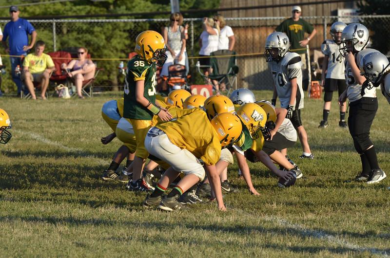 Wildcats vs Raiders Scrimmage 181.JPG