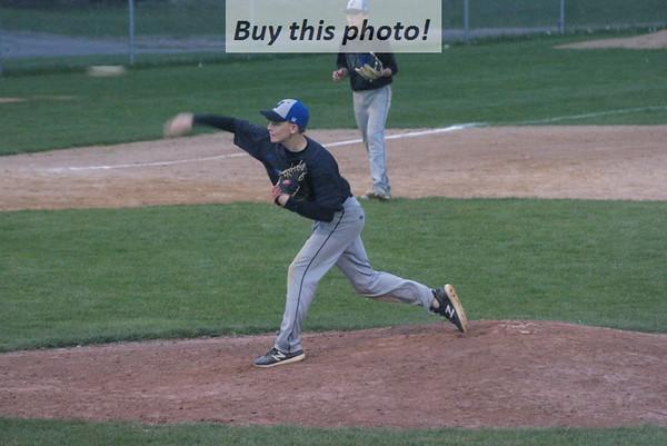 BBE Jaguar baseball vs. Sauk Centre 05-08