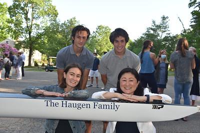 Haugen Boat Dedication 5.24.21