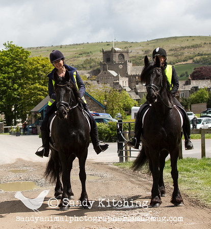Cartmel hack Caroline May 2015
