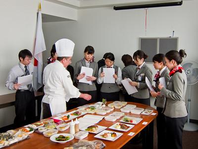 Meal Tasting - December 2009