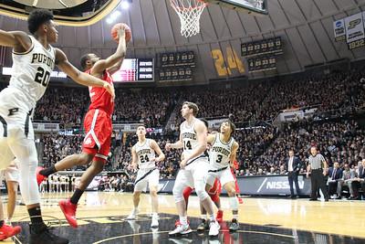 #12 Purdue vs. Ohio State