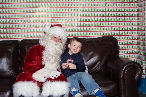 Lake County Captains - Breakfast with Santa 2017