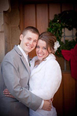 Christie & Tony's Wedding