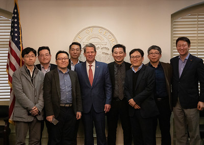 1.13.2020 Meeting with Korean Media