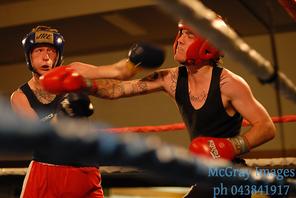 boxing - corio 25/5/2012