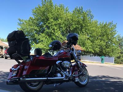 MT Lassen Ride