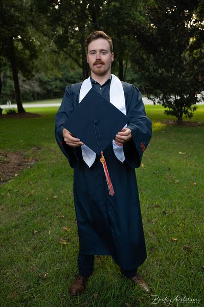 Andrew's Graduation Pictures 2021