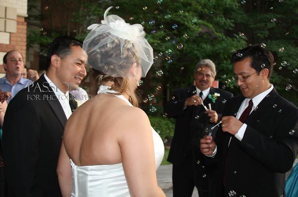 Mariah & Danny's Wedding Reception