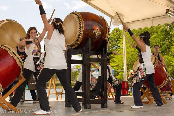 2013 Japan Festival - Kaminari Taiko
