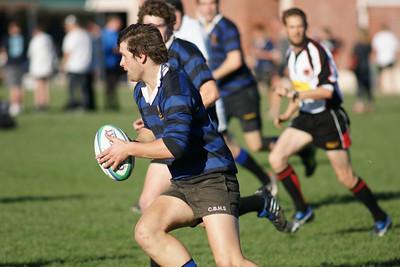 Christchurch Boys High School 2nd XV 2011