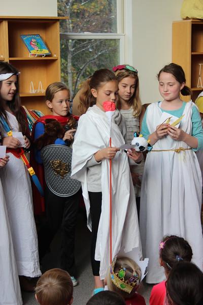 Fifth Grade Greek Gods and Goddesses