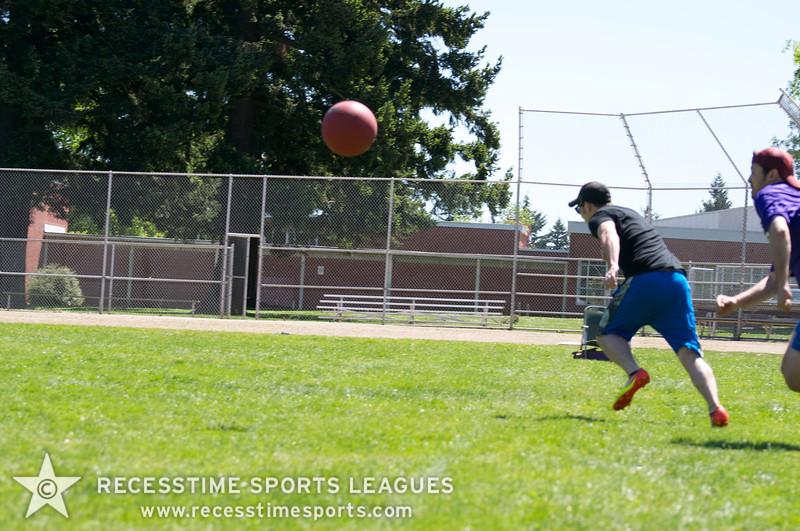Recesstime Sports Leagues Portland Kickball Spring 2013 Dodgeball Bowling Ping Pong Mushball - 132