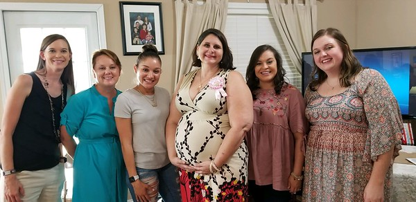 Baby Shower at Haynesville