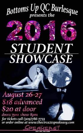 Student Showcase (08-27-16)
