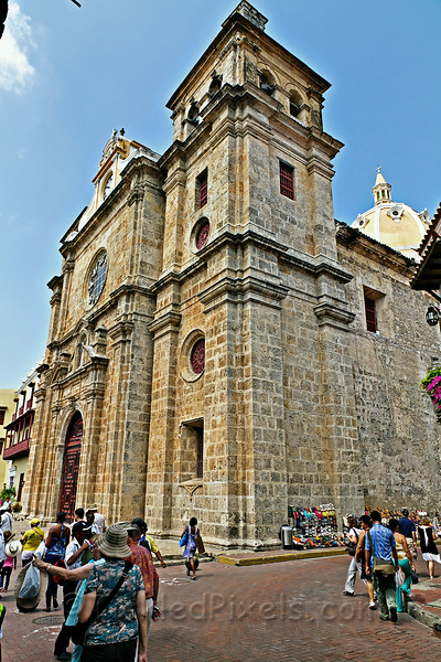 Iglesia de San Pedro Claver