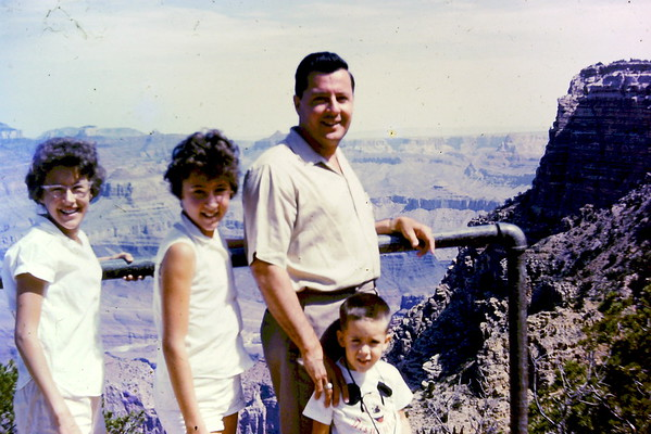 Grand Canyon  July 1960