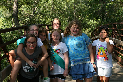 Girl Scouts - Sep 2012