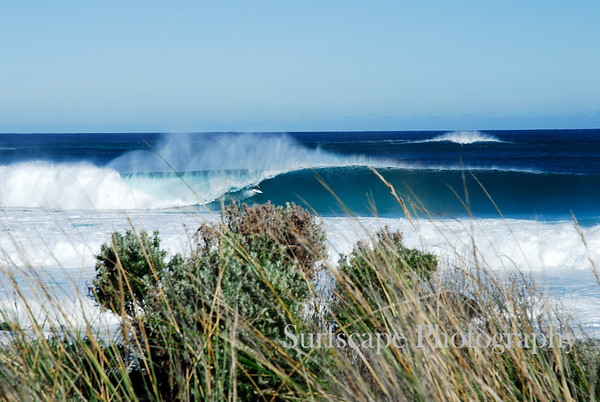 Australian Waves and Lineups