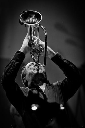 L'orcherstre National de Jazz au Kremlin-Bicêtre le 1er février 2014
