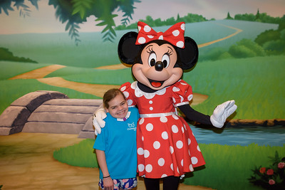 Minnie Mouse Photo-ops
