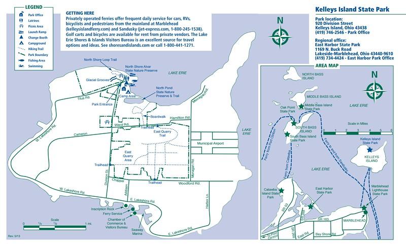 Kelleys Island State Park